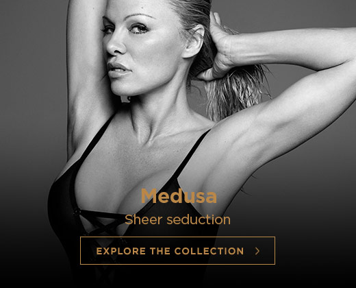 The Icons X Pamela Anderson: Medusa
