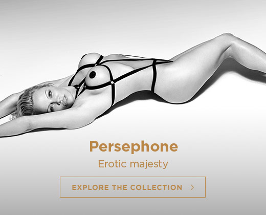 The Icons X Pamela Anderson: Persephone