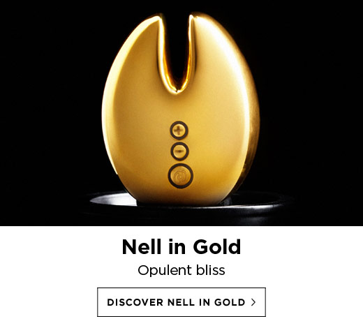 Nell in Gold - Opulent bliss
