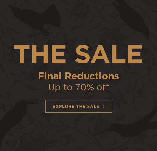 The Sale: Final reductions up to 70% off