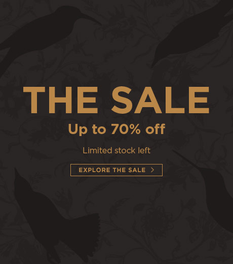 The Sale: Limited stock left