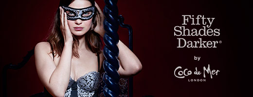 Fifty Shades Darker by Coco de Mer: Introducing Masquerade