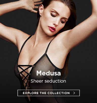 The Icons: Medusa - Sheer seduction
