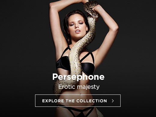 The Icons: Persephone - Erotic majesty