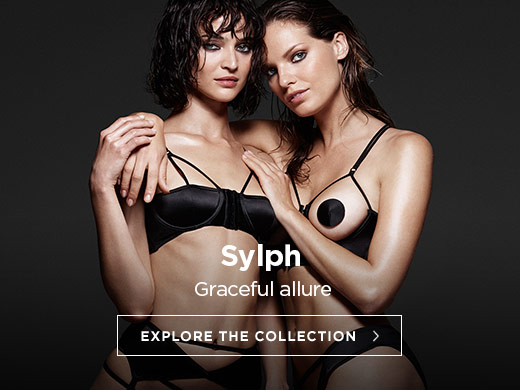 The Icons: Sylph - Graceful allure
