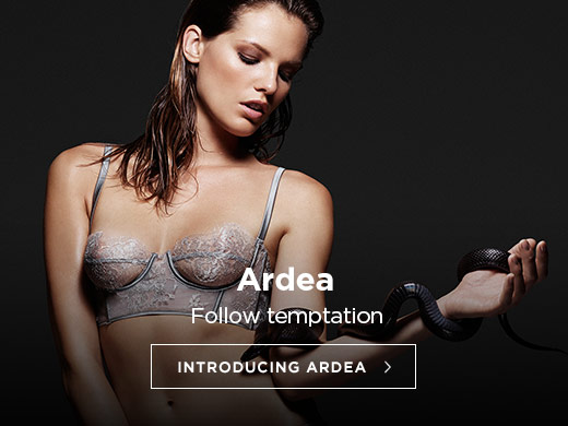 Coco de Mer SS17 Lingerie: Introducing Ardea