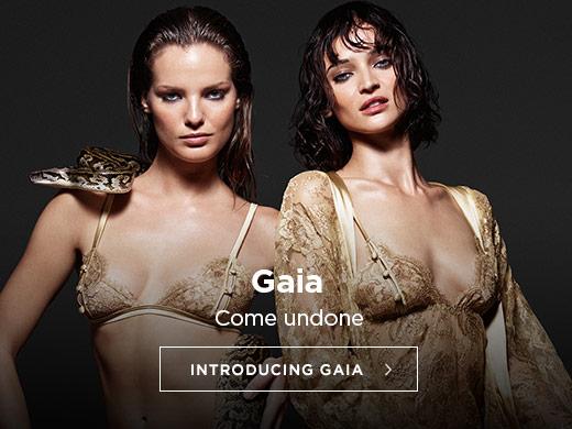 Coco de Mer SS17 Lingerie: Introducing Gaia