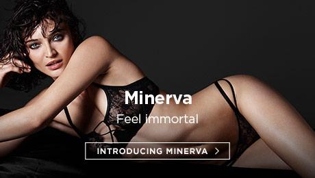 Coco de Mer SS17: Introducing Minerva