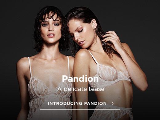 Coco de Mer SS17 Lingerie: Introducing Pandion