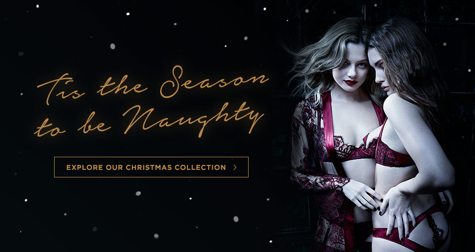 Christmas at Coco de Mer: Tis the Season to be Naughty