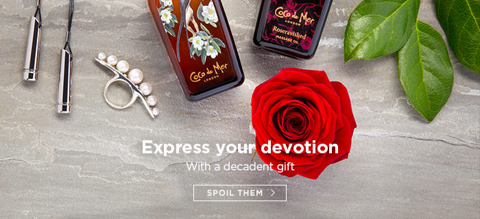 Express your devotion with a decadent gift