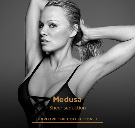 The Icons with Pamela Anderson: Medusa