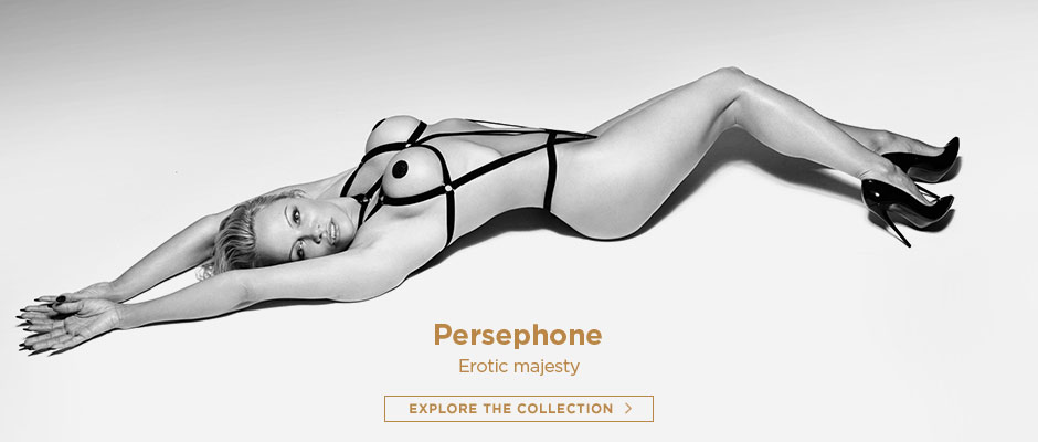 The Icons with Pamela Anderson: Persephone