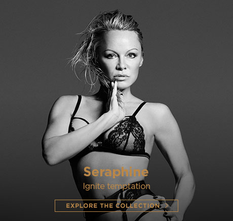 The Icons with Pamela Anderson: Seraphine