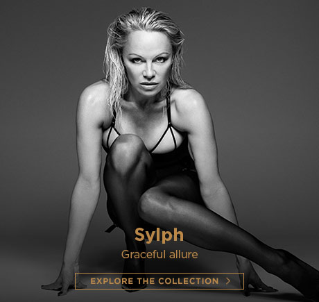 The Icons with Pamela Anderson: Sylph