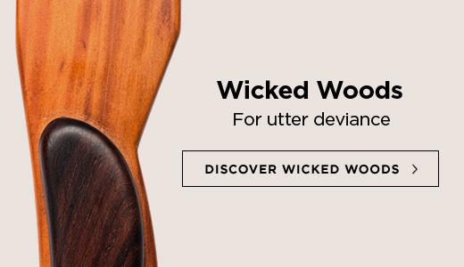 Wicked woods bondage