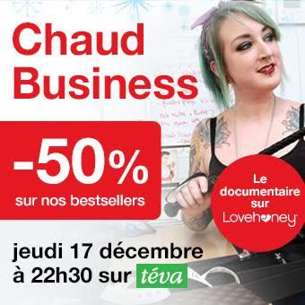 Chaud Business décembre 2015