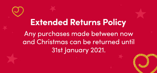 Extended Returns Policy
