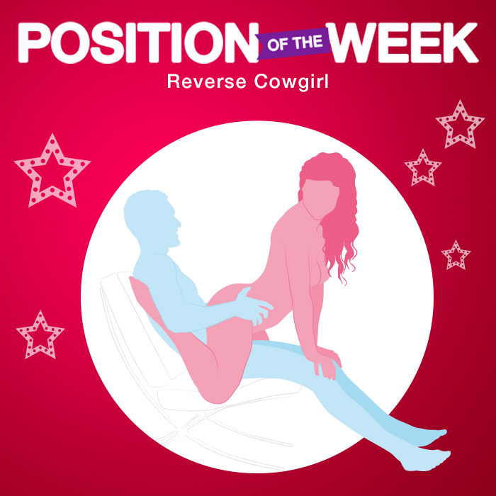 Position of the week: Reverse Cowgirl