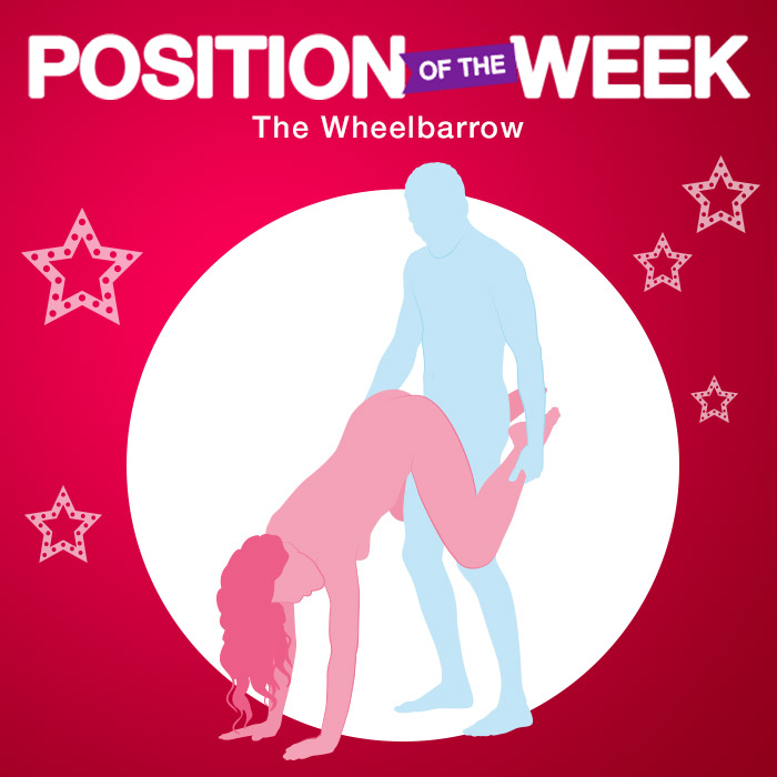 Position of the week: The Wheelbarrow