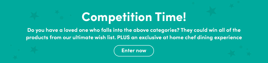 Competition time CTA banner desktop