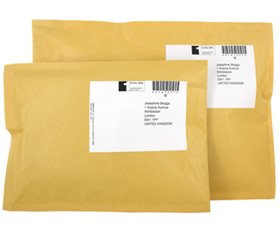 Our tough and totally plain padded envelopes