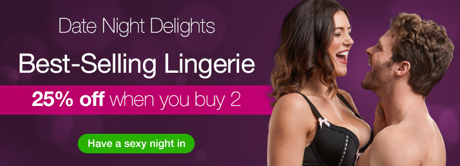 25% off when you buy 2 Best Selling Lingerie