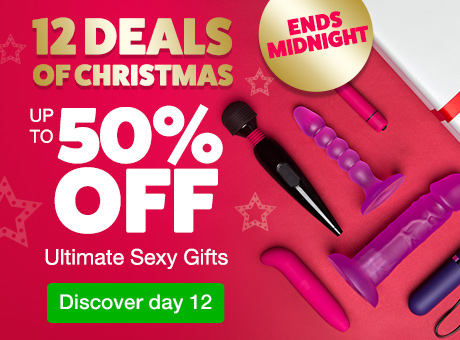 Up to 50% off Ultimate Sexy Gifts