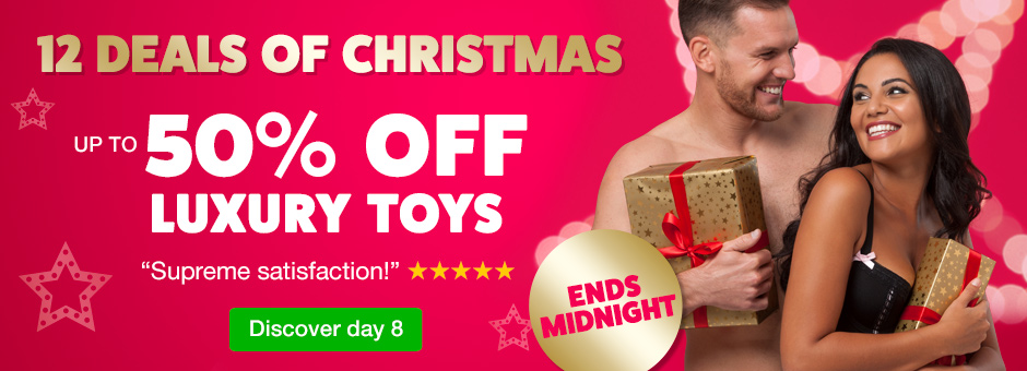 Up to 50% off Luxury Toys
