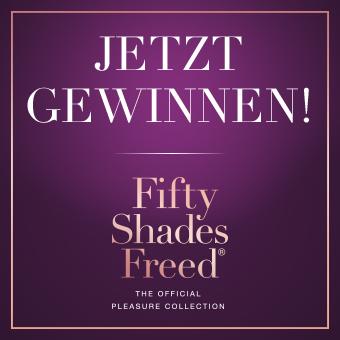 Fifty Shades Freed Sexspielzeug-Gewinnspiel