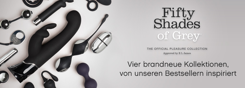 Fifty Shades of Grey Sexspielzeug