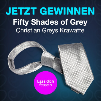 Fifty Shades of Grey Gewinnspiel