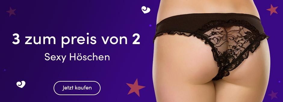 FYF 3 für 2 Sexy Höschen Banner