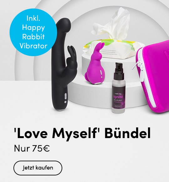 Vibrator-Buendel 'Love Myself' - Lovehoney.de