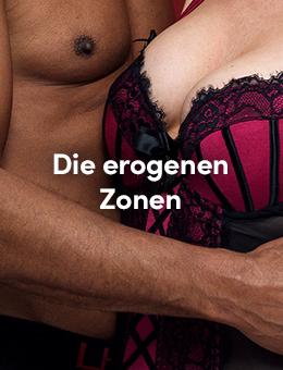 Die erogenen Zonen - Lovehoney.de