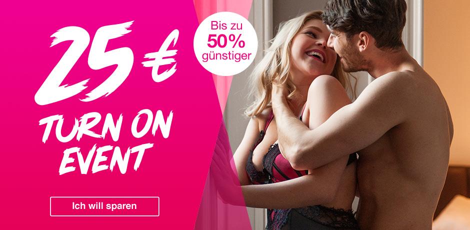 Mega-Deals: Toys, Dessous und Bondage für nur 25 €