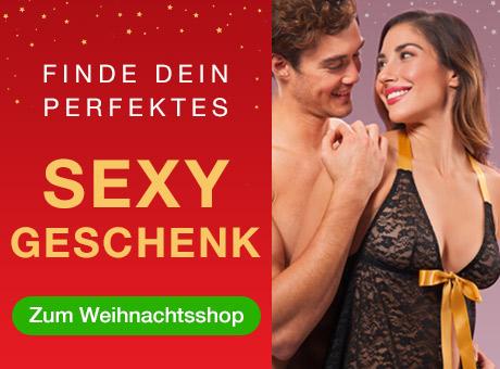 Sexy Weihnachtsgeschenke bei Lovehoney