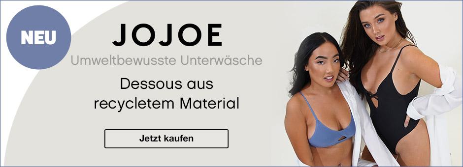 JoJoe umweltbewusste Unterwäsche aus recycletem Material