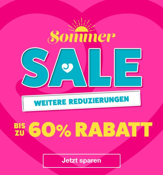 Sale: Bis zu 60% Rabatt