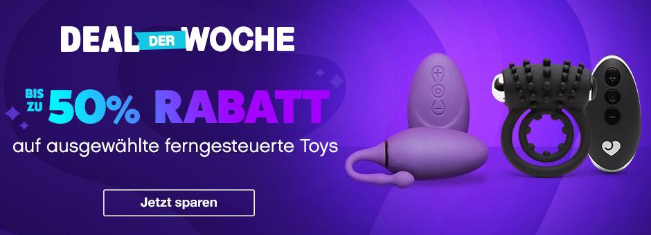 Bis zu 50% Rabatt auf ausgewählte ferngesteuerte Toys im Deal der Woche