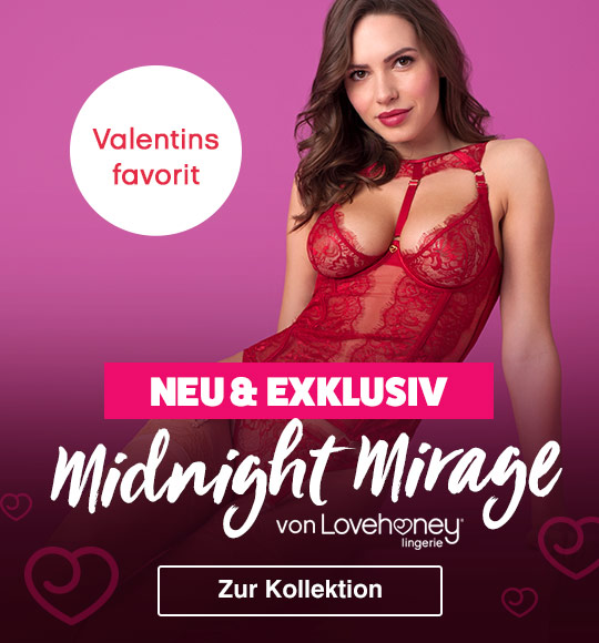 Midnight Mirage Dessous von Lovehoney
