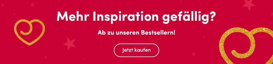 Mehr Inspiration gefällig? Shoppen Sie unsere Bestseller