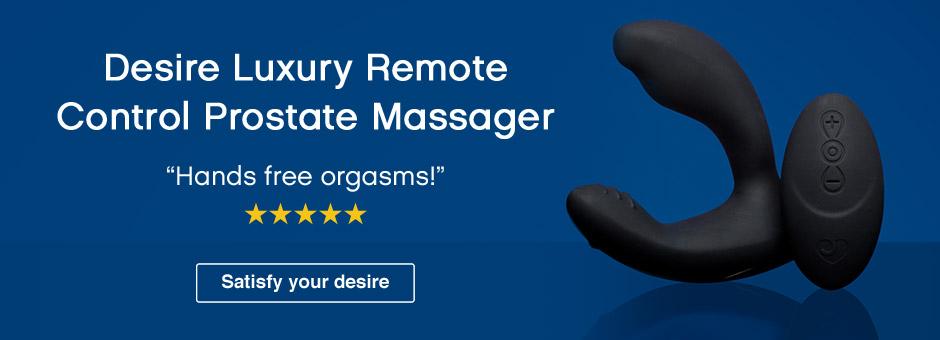Desire Prostate Massager