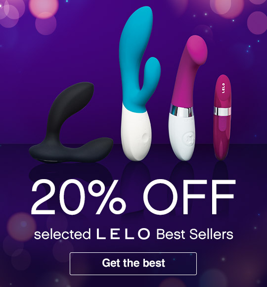 20% off Lelo Best Sellers