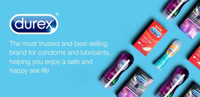 Durex Brand Page