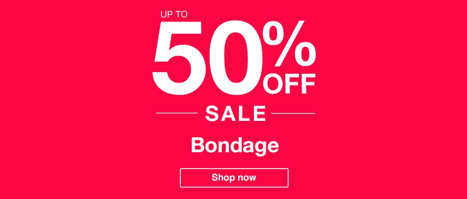 20% off Bondage Boutique