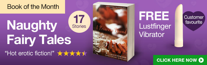 Naughty Fairy Tales are the Book of the Month - Hot Erotic Fiction!
