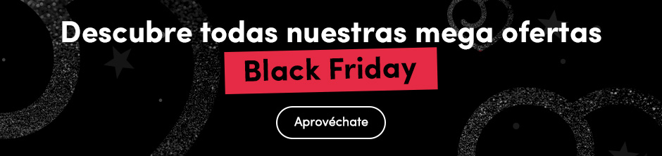 Black Friday mega ofertas