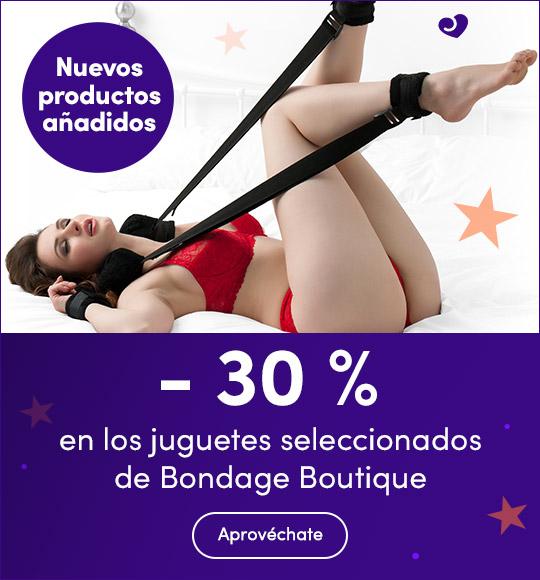 -30% Bondage Boutique