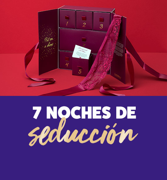 7 nights of seduction